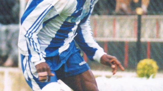 Quinzinho, ex-FC Porto, morre aos 45 anos
