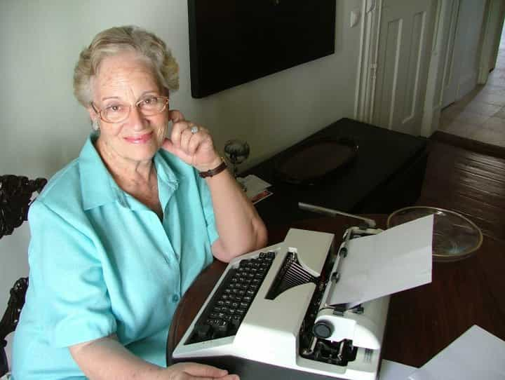 Morreu Maria Alberta Menéres. A escritora portuguesa tinha 88 anos