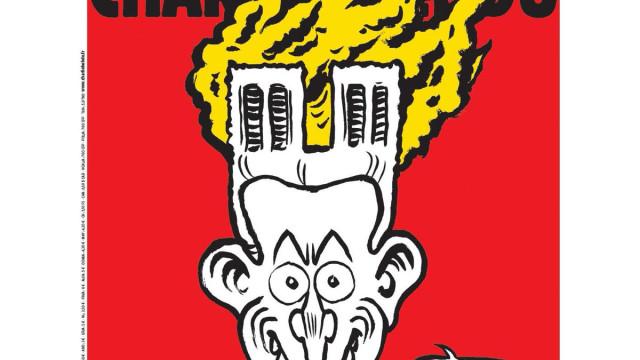 Notre-Dame: Capa de Charlie Hebdo é uma provocação a Macron