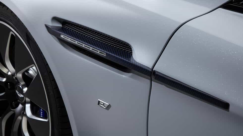 Aí está ele. Aston Martin revelou o primeiro (e exclusivo) carro elétrico