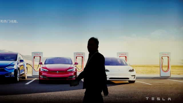Tesla já vendeu mais de 550 mil carros elétricos