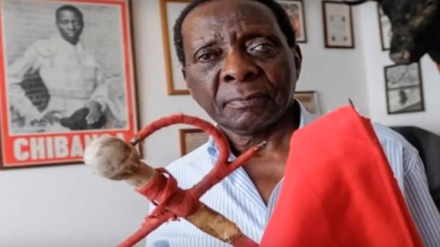 Morreu o toureiro Ricardo Chibanga
