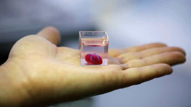 As criações mais impressionantes feitas com impressoras 3D