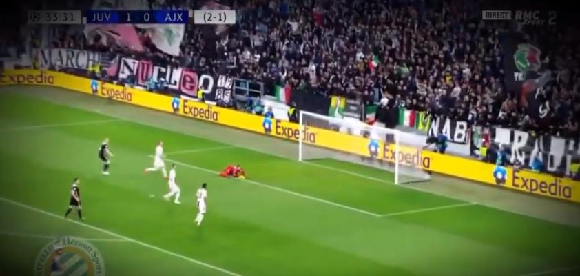 Beek 'traiu' a defesa da Juventus e está empatada a eliminatória