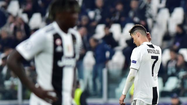 """Explodem as reações na imprensa internacional: """"Ajax despede Ronaldo"""""""