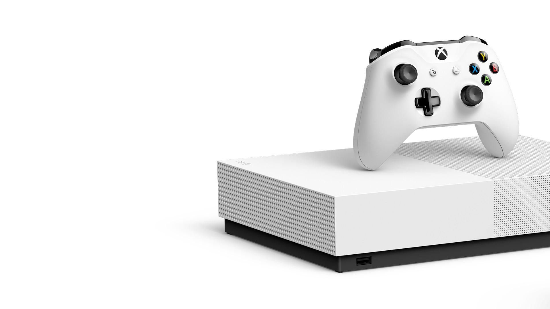 Anunciada nova (e mais barata) versão da Xbox One