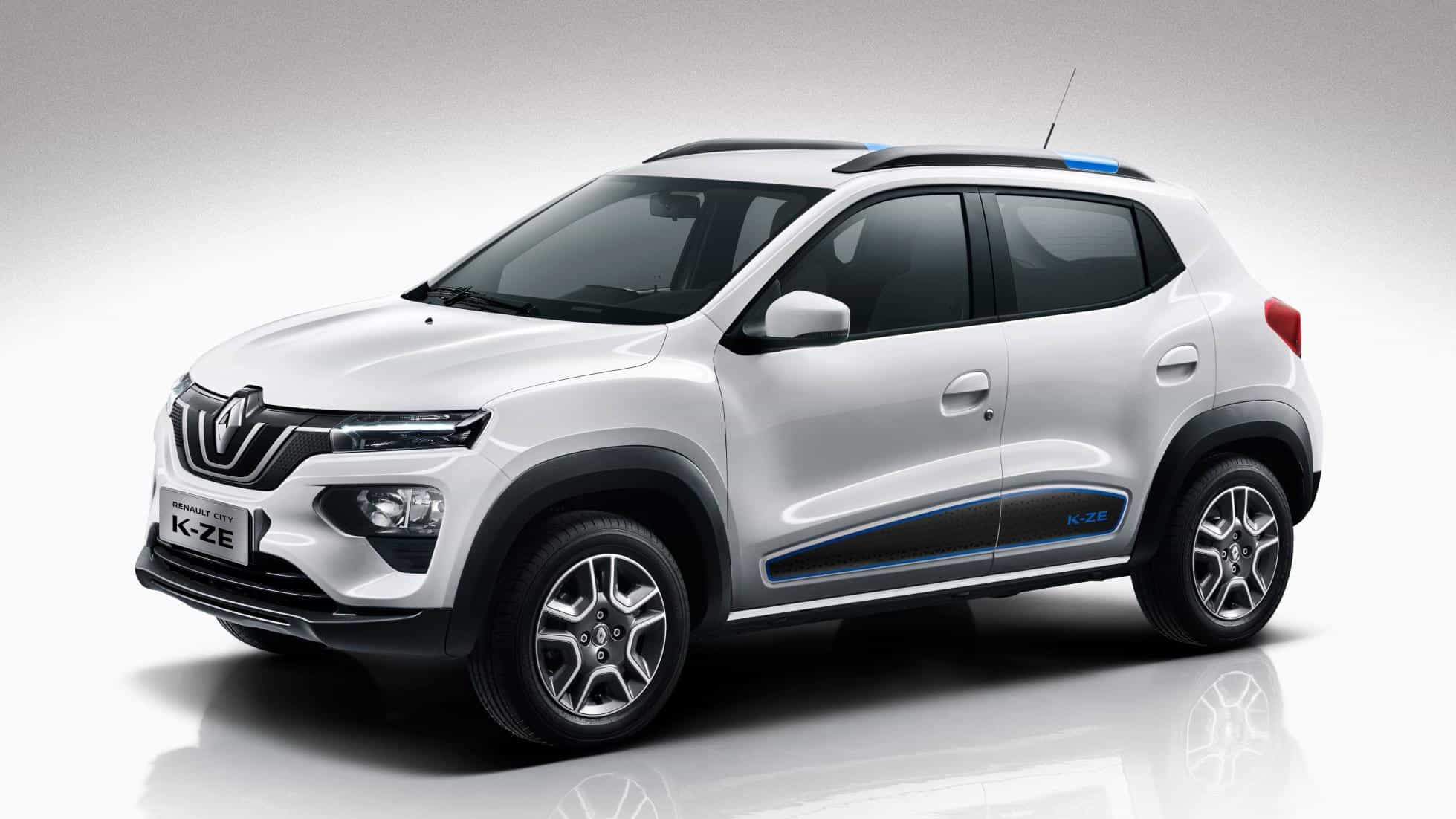 Novo carro elétrico da Renault será lançado no final de 2019