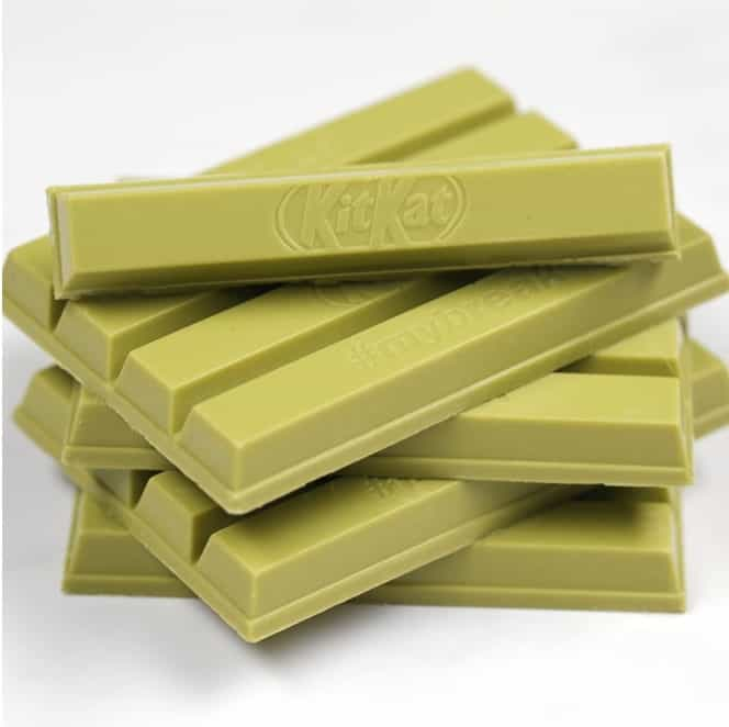 KitKat Green Tea Matcha já está à venda em Portugal