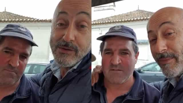"""Marido de Goucha apresenta amigo do monte com profissão """"essencial"""""""