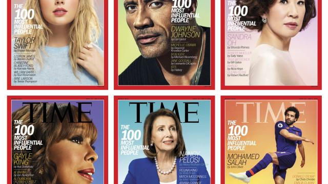 '100 mais influentes' da revista Time junta Bolsonaro, Trump e Salvini