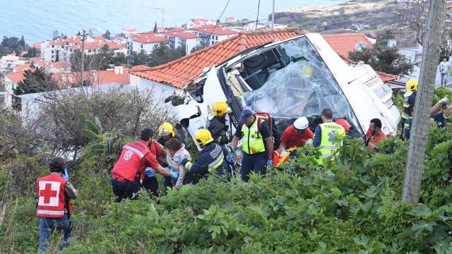 Número de mortos na Madeira subiu para 29. Um dos feridos morreu