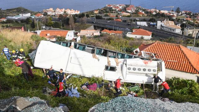 Acidente na Madeira: Há 29 mortos confirmados