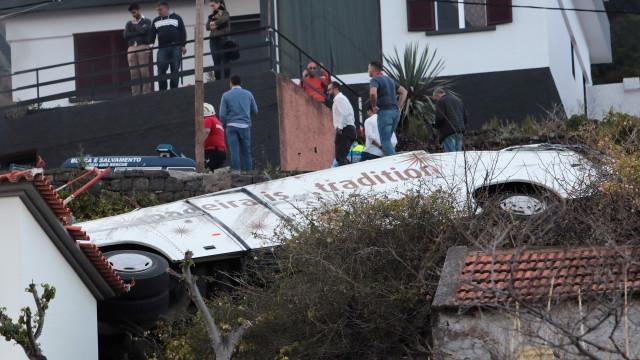 Recorde os acidentes mais mortais com autocarros desde 2001