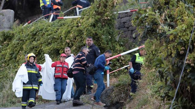 Dois dos feridos do acidente na Madeira são portugueses