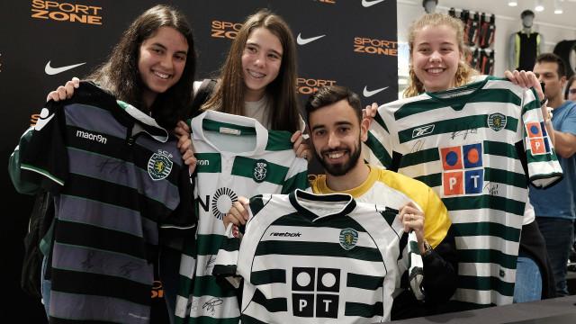 Ídolo, pós-futebol e adversários: Bruno Fernandes faz revelações curiosas