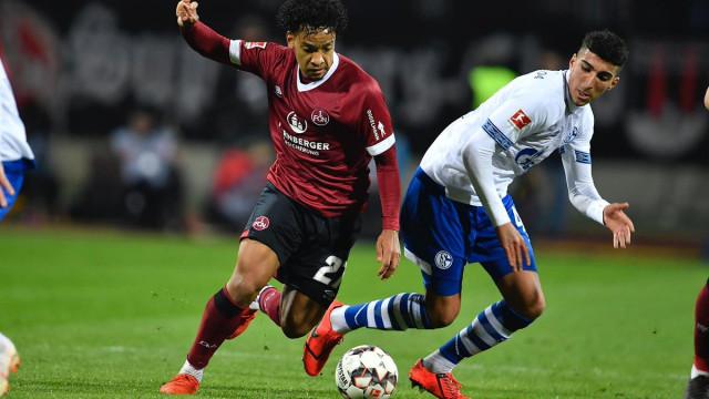 Matheus Pereira prestes a receber nacionalidade portuguesa