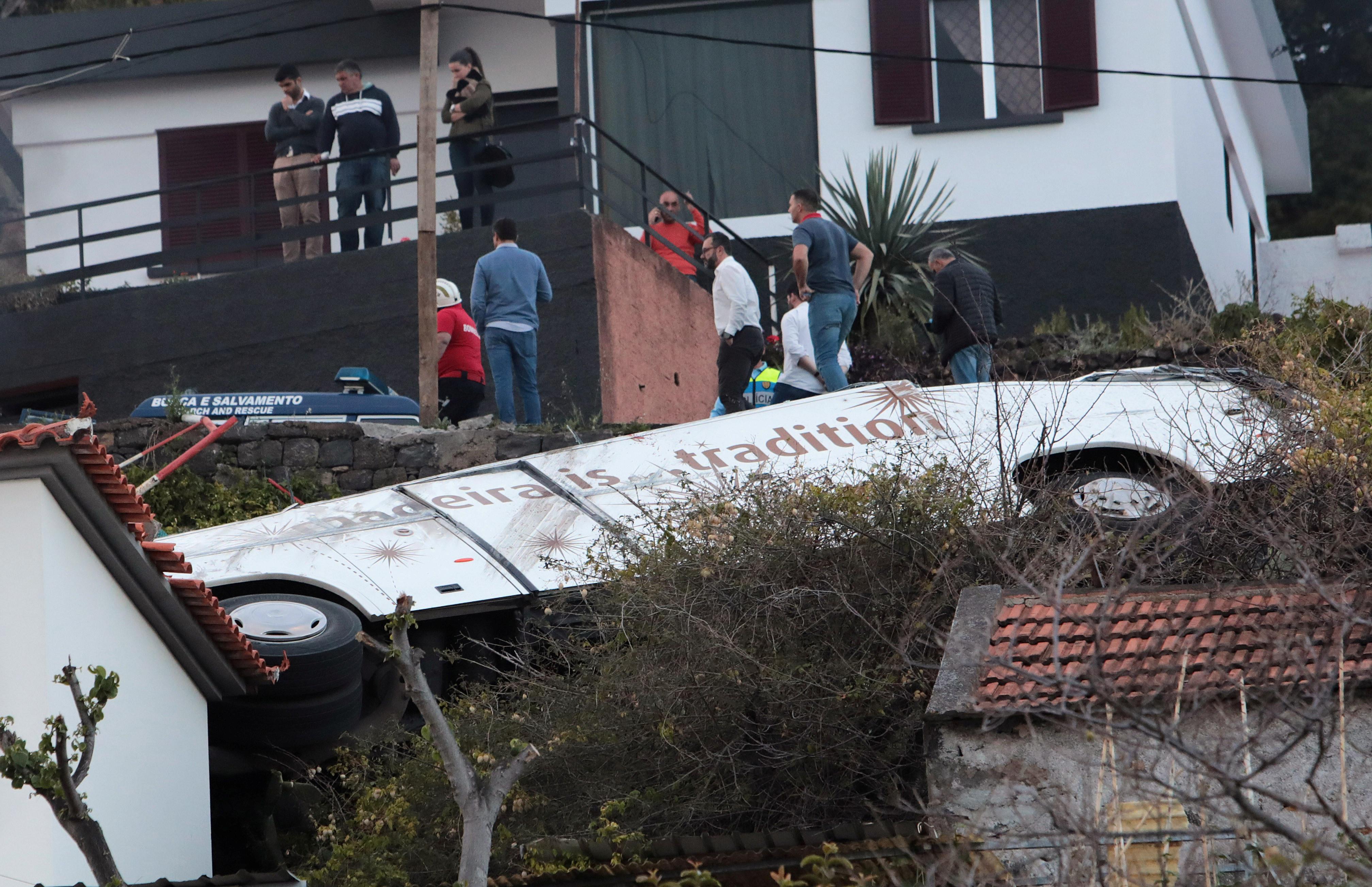 Madeira. Uma ilha de luto após a tragédia que está a correr mundo