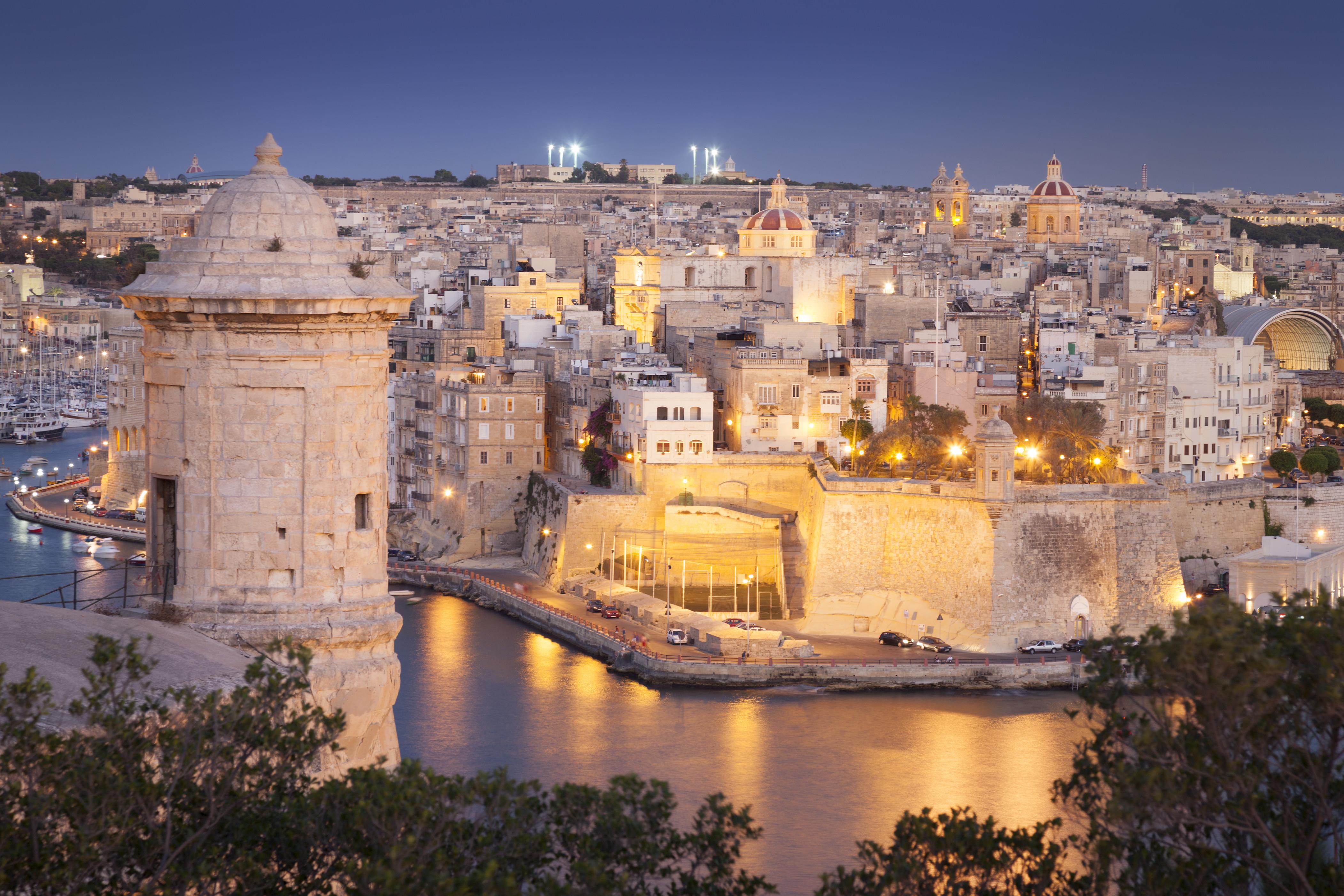 Malta um destino para os amantes de sol, arte e história