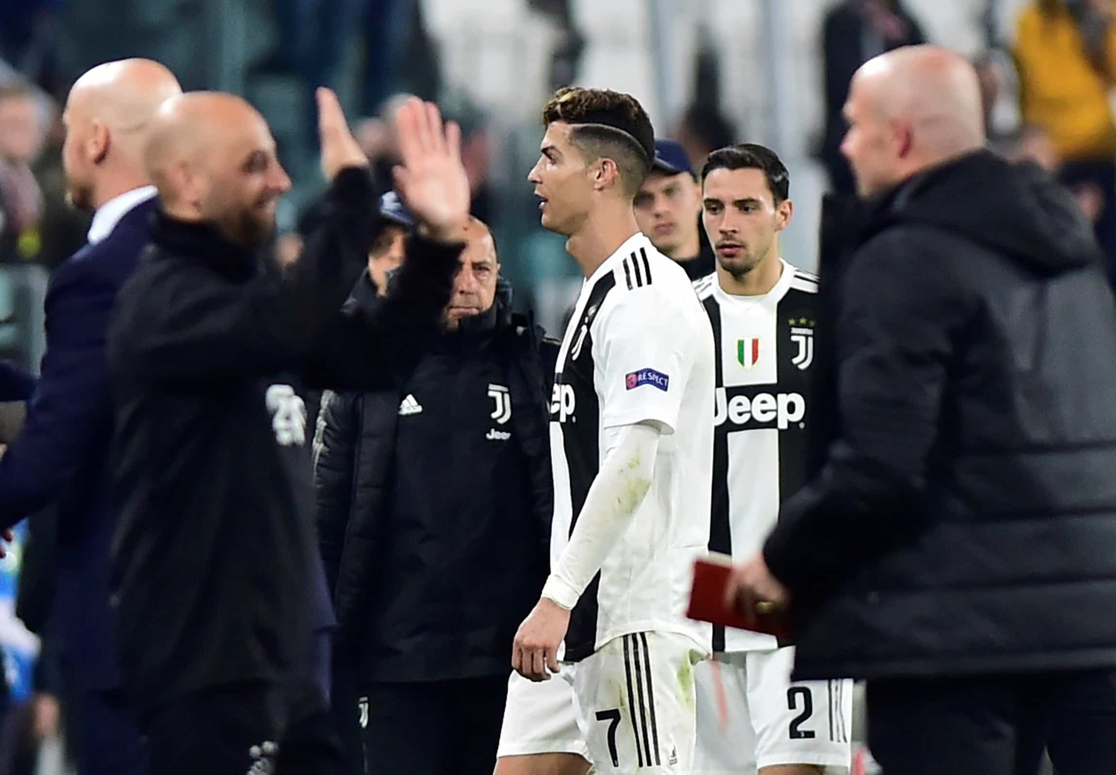 """""""Alguns jogadores dão menos com Ronaldo e sofrem com ele"""""""