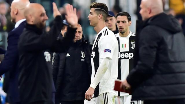 La Repubblica: Ronaldo fica na Juventus apenas mais uma época