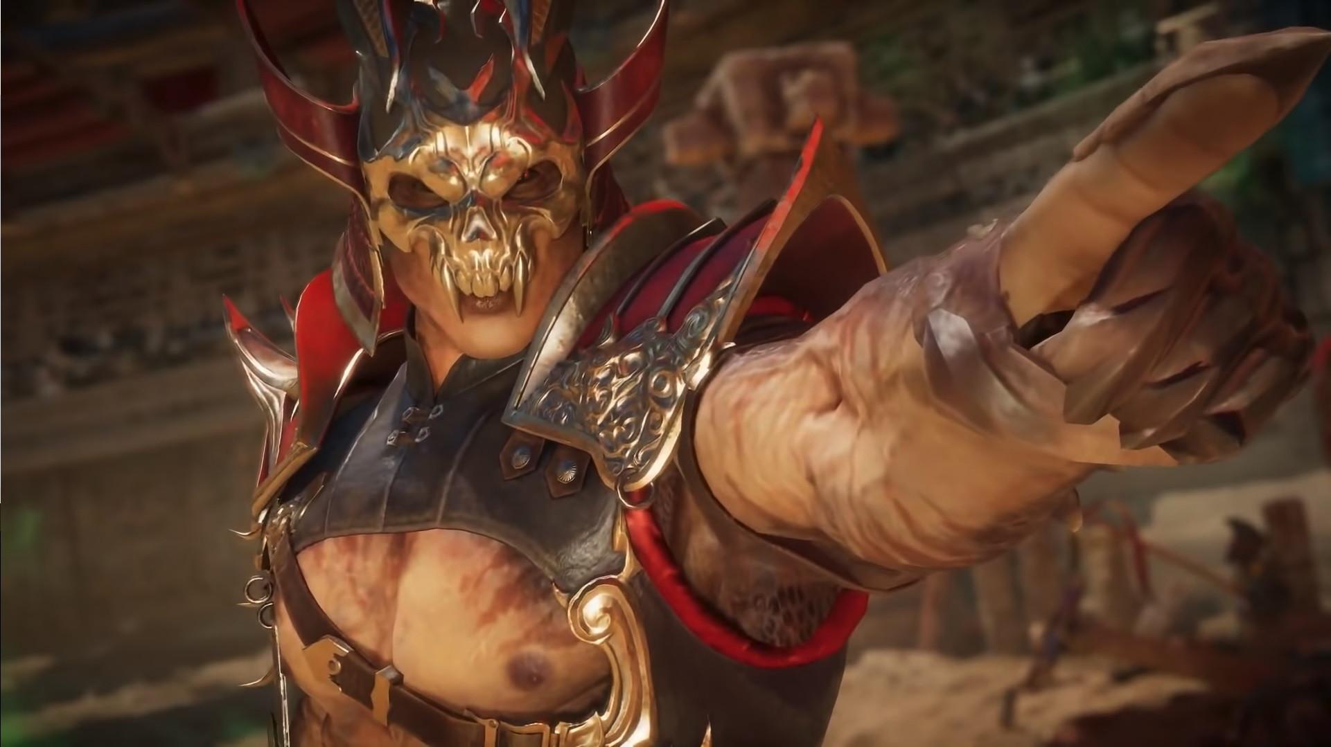 O icónico vilão de 'Mortal Kombat' está de volta para o novo jogo