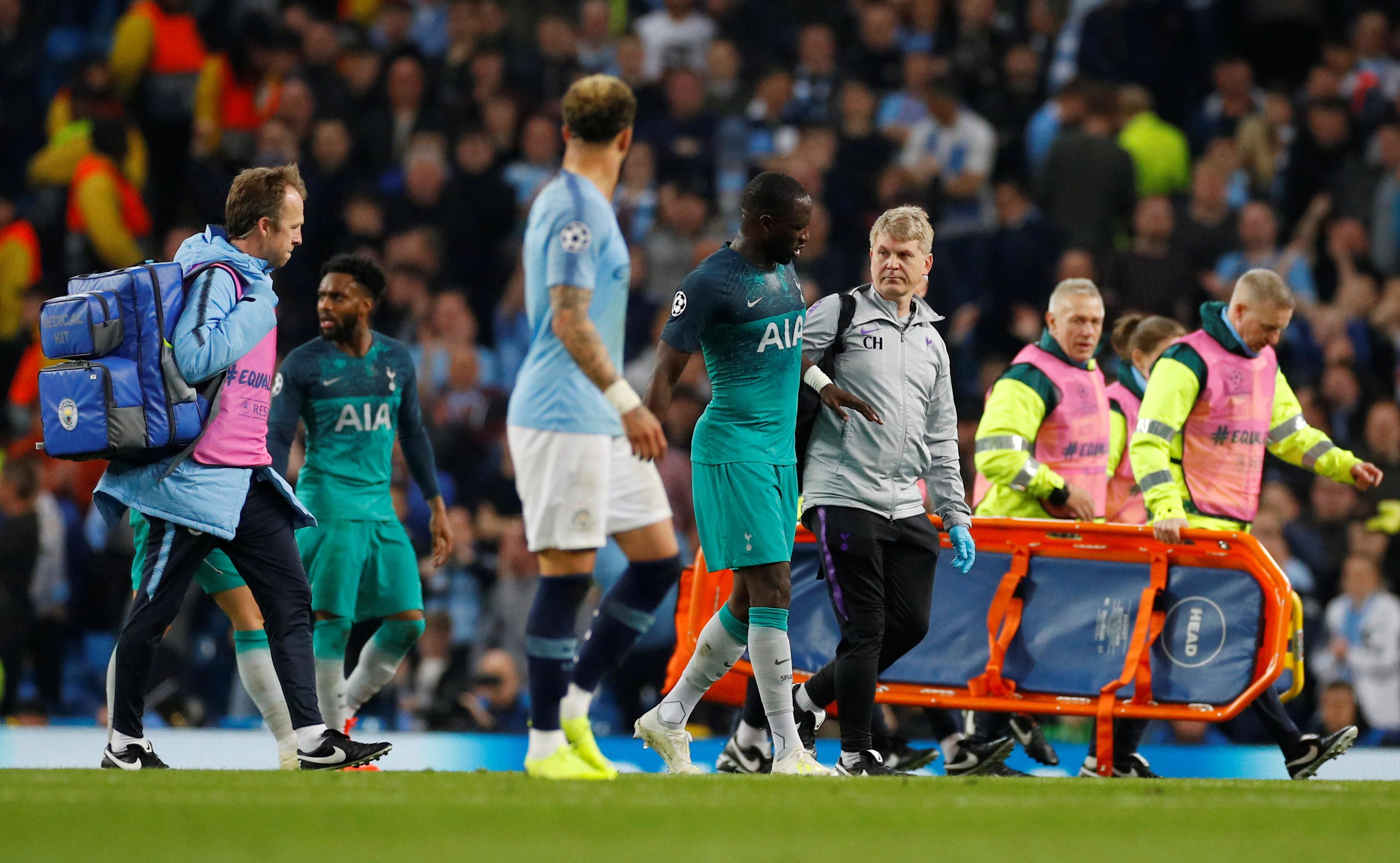 Jogador do Tottenham não sabia que a sua equipa tinha passado o City