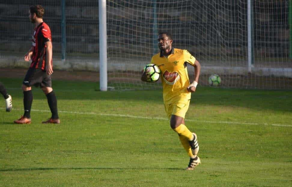 Goleador improvável do Moura sonha com próxima época na... Primeira Liga