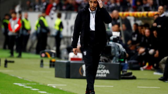 """Bruno Lage e a expulsão: """"Até o quarto árbitro ficou espantado"""""""