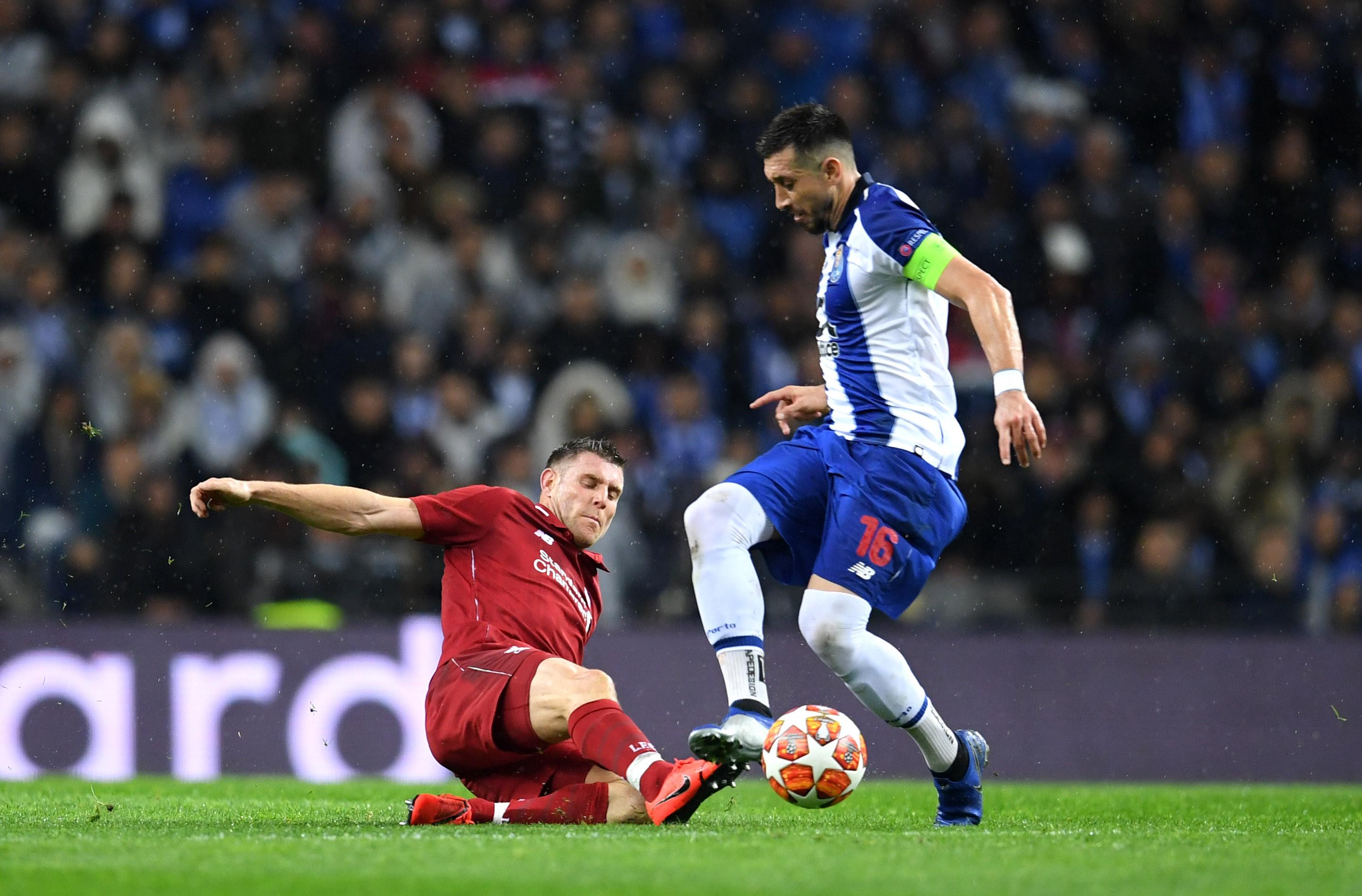 Espanhóis insistem que Herrera vai ser jogador do Atlético de Madrid