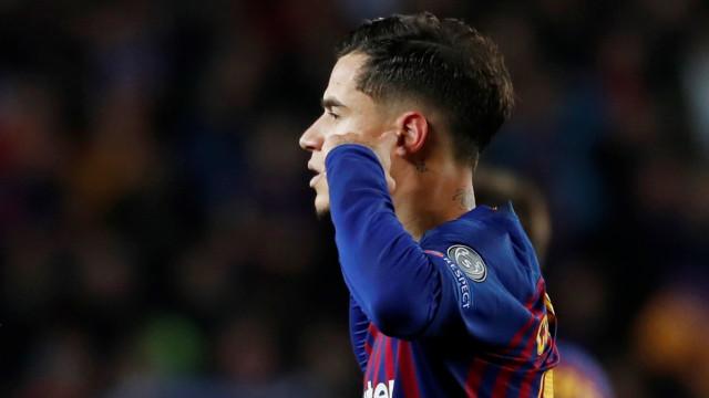 Paris ou Barcelona? Coutinho quer jogar ao lado de Neymar