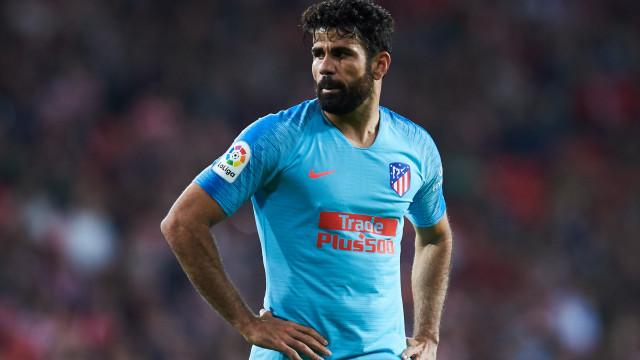 Afinal, Diego Costa não treinou devido ao... Fisco espanhol