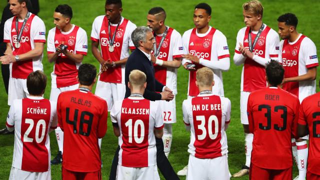 Mourinho revela receita para vencer Ajax na Liga dos Campeões
