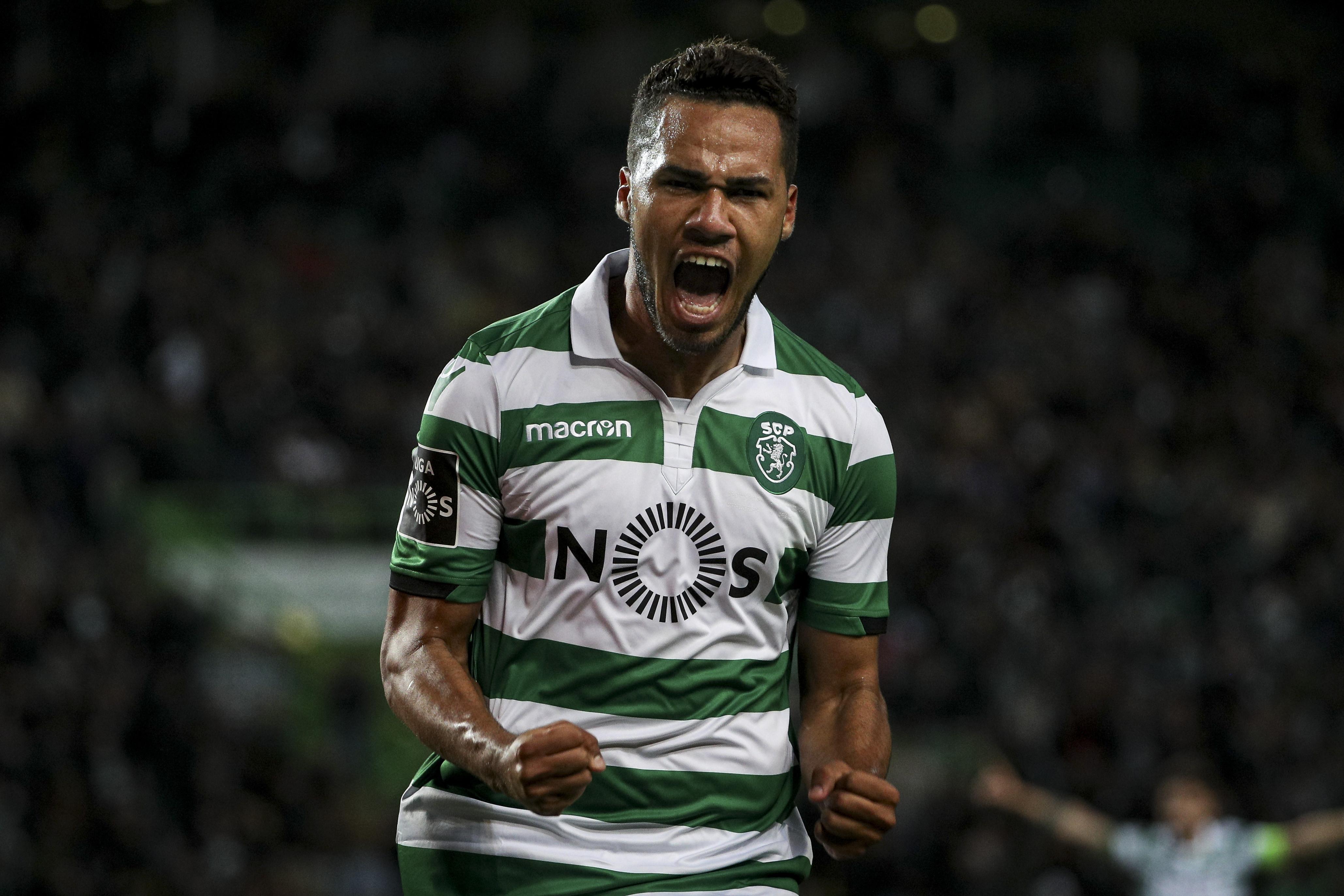 [0-1] Nacional-Sporting: Luiz Phellype inaugura o marcador