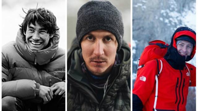 Três alpinistas de renome desaparecidos em avalanche no Canadá