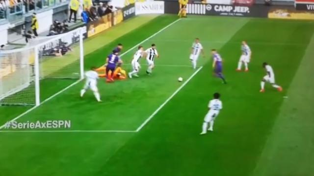 Fiorentina começa a estragar a festa do título à Juventus