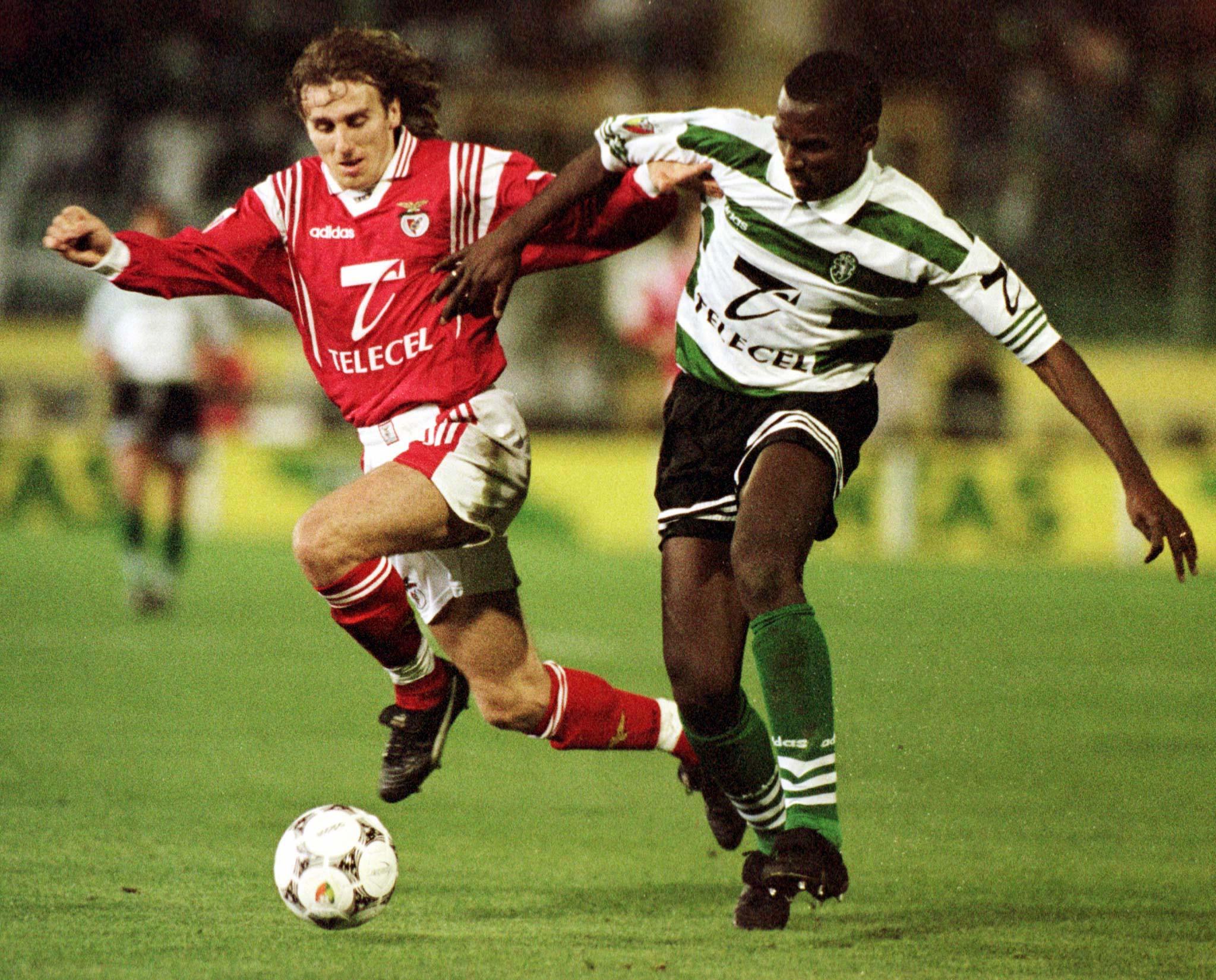 O drama de Poborsky: Ex- jogador do Benfica esteve às portas da morte