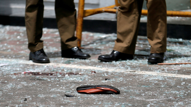 Bomba encontrada no principal aeroporto do Sri Lanka horas após ataque