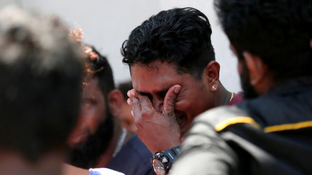 Sri Lanka: Número de mortos sobe para 359, mais suspeitos detidos