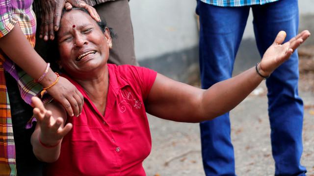 Sri Lanka. As nacionalidades já apuradas entre as vítimas mortais