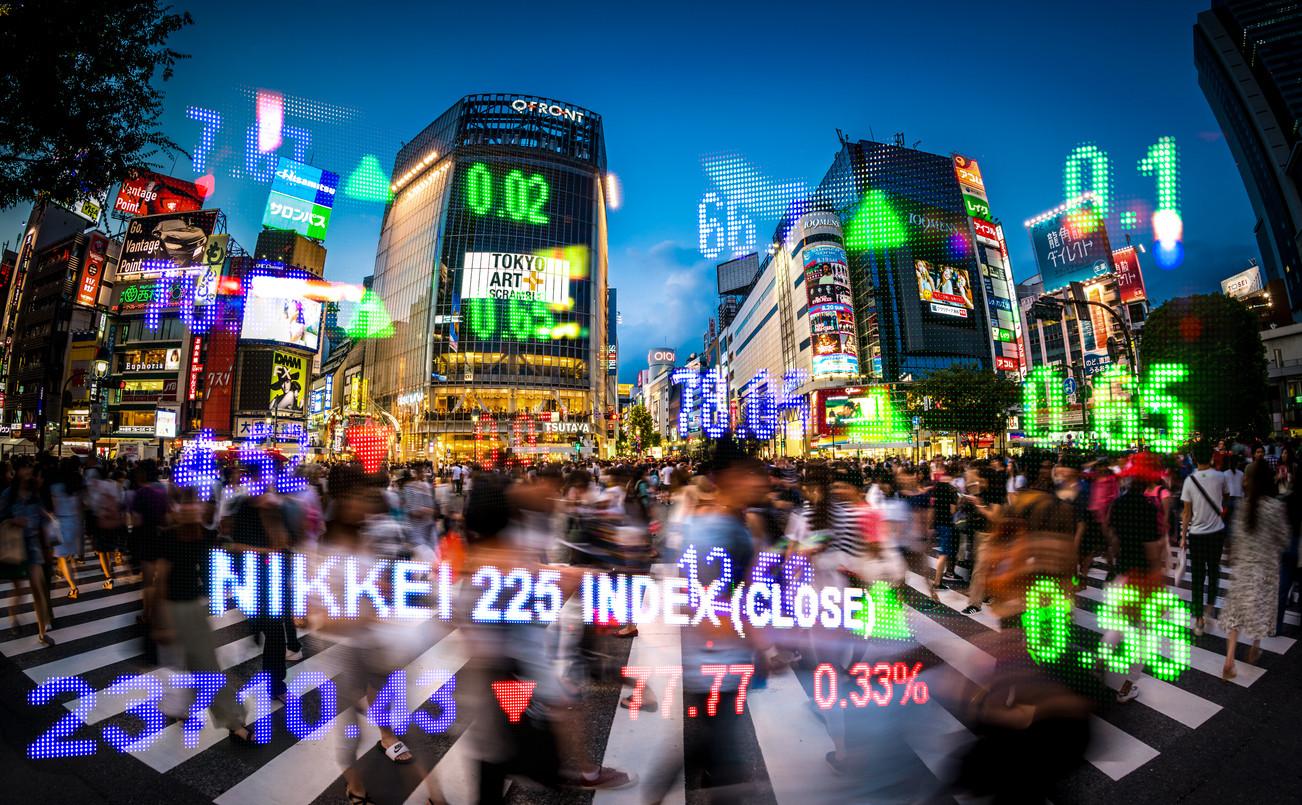 Bolsa de Tóquio ganha 0,08% no fecho