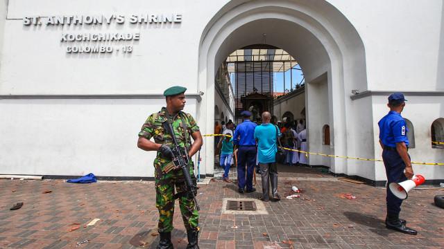 Sri Lanka declara estado de emergência