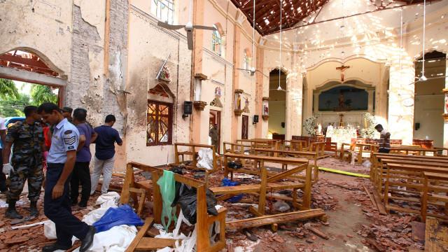 Sri Lanka: Agências de segurança foram alertadas dias antes dos ataques