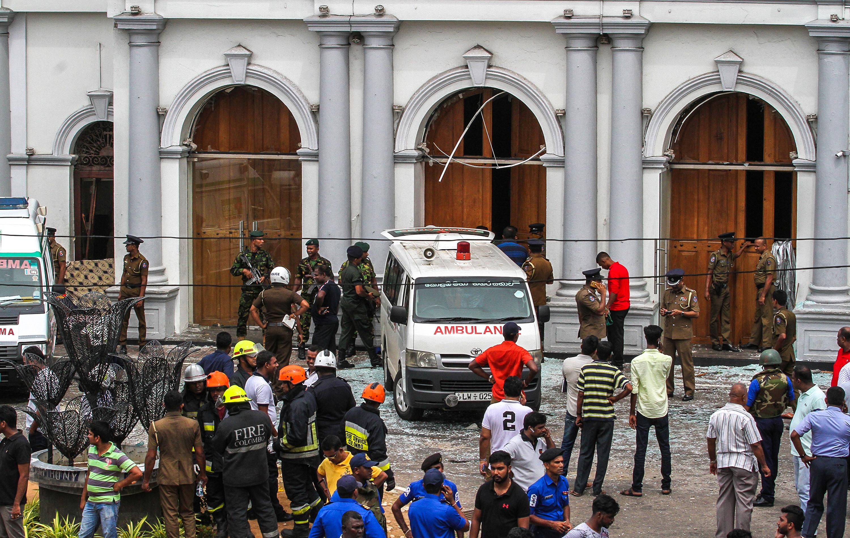 """Ministro do Sri Lanka diz que ataques foram """"retaliação"""" a Christchurch"""