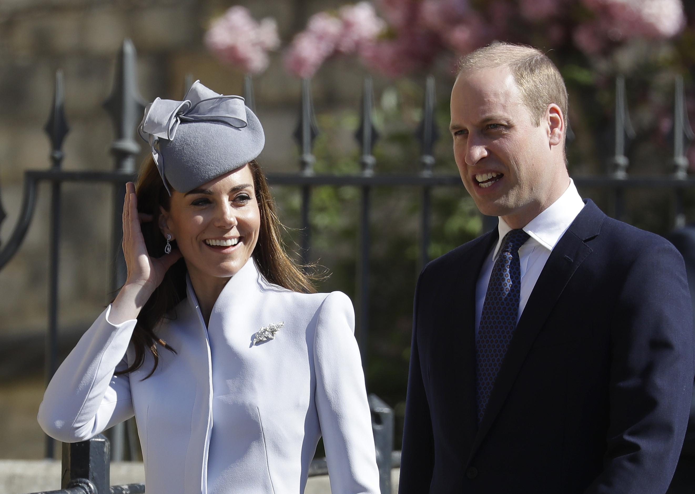 Kate Middleton espalha elegância em celebrações da Páscoa
