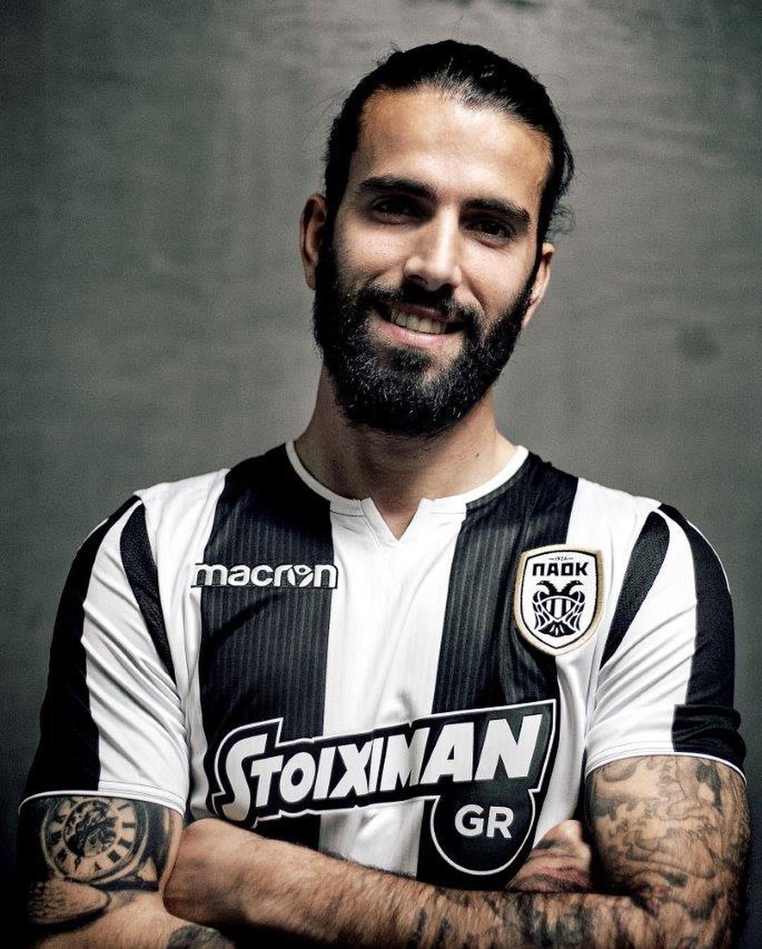 Sérgio Oliveira já reagiu à conquista do título grego