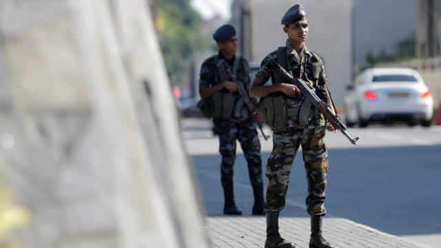 Demissão do mais alto responsável do Ministério da Defesa