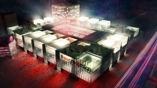 Estádios futuristas? Há 12 projetos que vale a pena ver