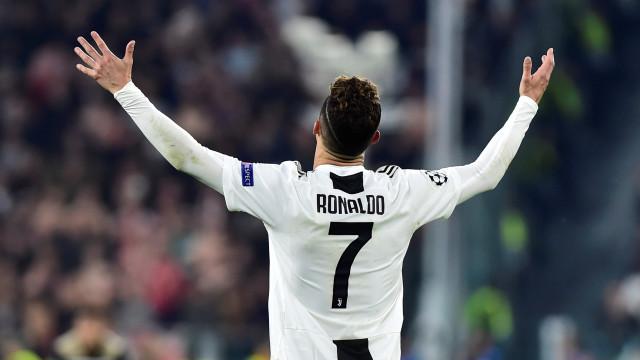 O registo (negativo) de Ronaldo só batido por um homem do... Frosinone
