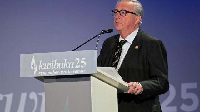 """Juncker manifesta """"profunda tristeza"""" por morte de João do Luxemburgo"""