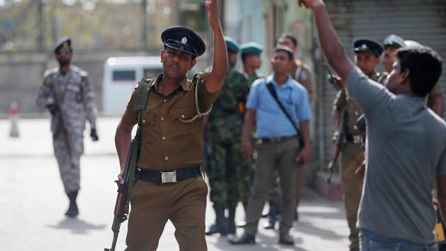 Sri Lanka: Foi detido o pai de dois homens-bomba